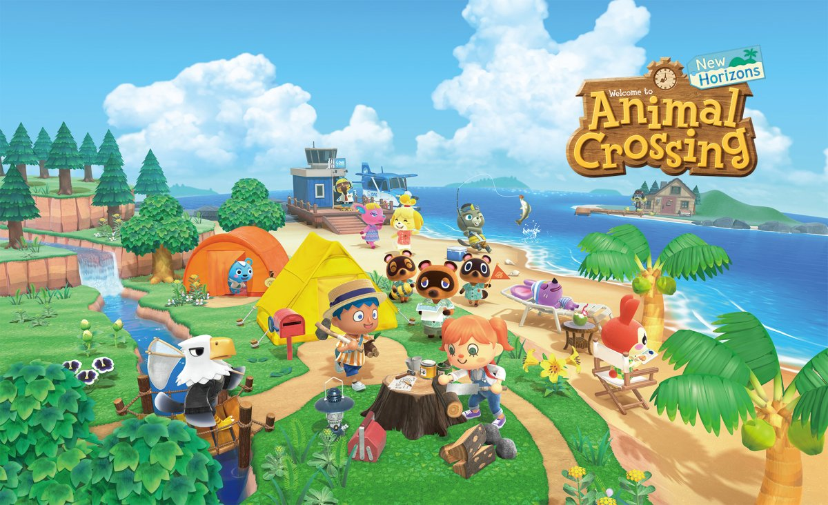 Animal Crossing: New Horizons version 1.1.4 maintenant disponible | My Nintendo News