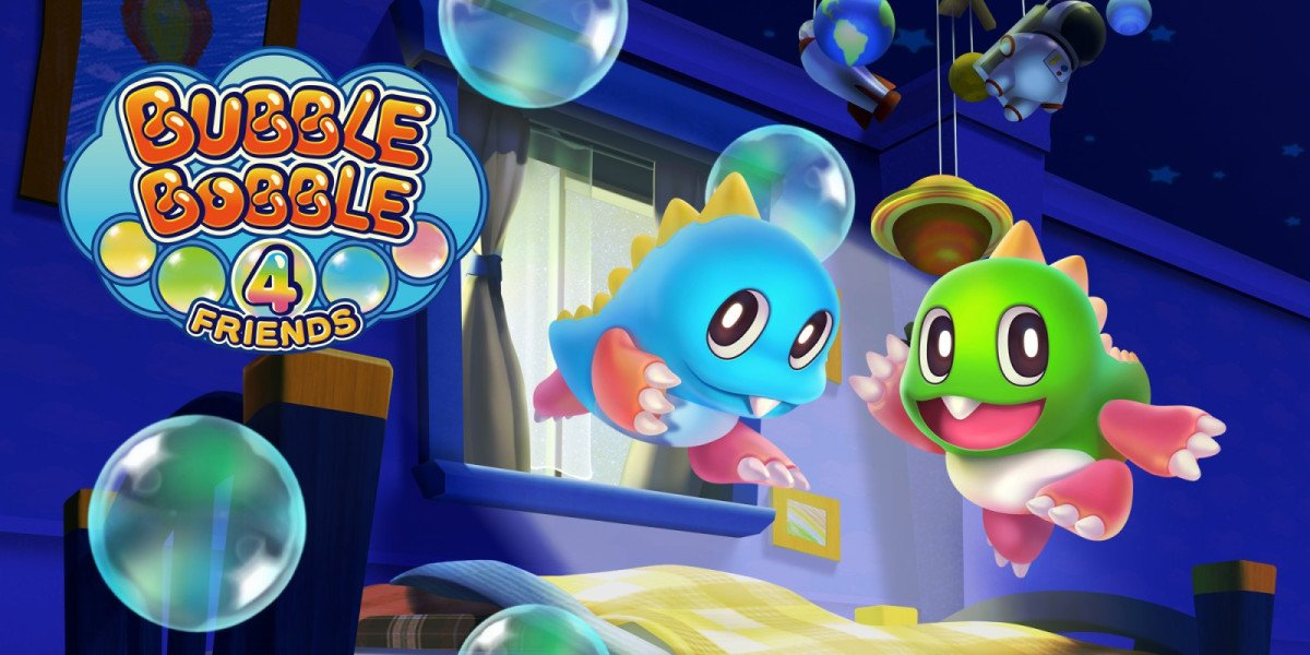 US: Bubble Bobble 4 Friends sera lancé le 31 mars | My Nintendo News