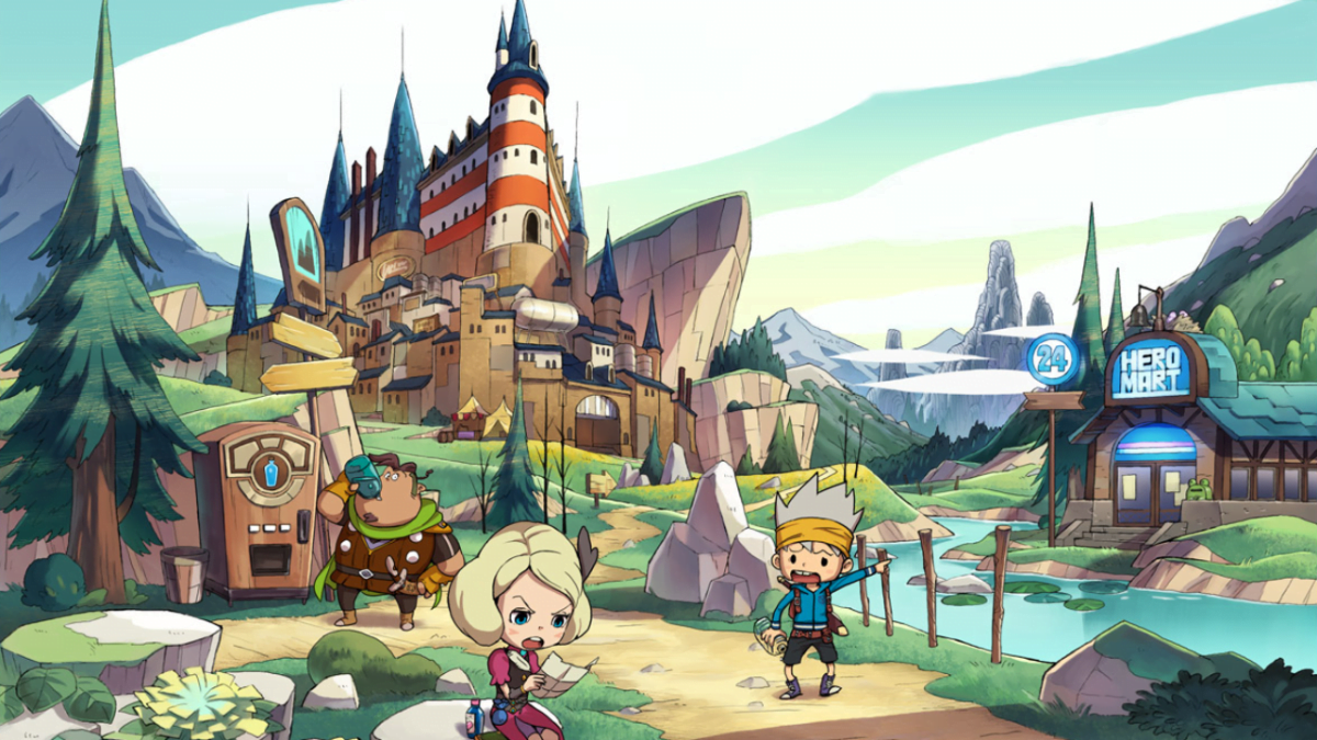 Critique: Snack World: The Dungeon Crawl – OR   My Nintendo News