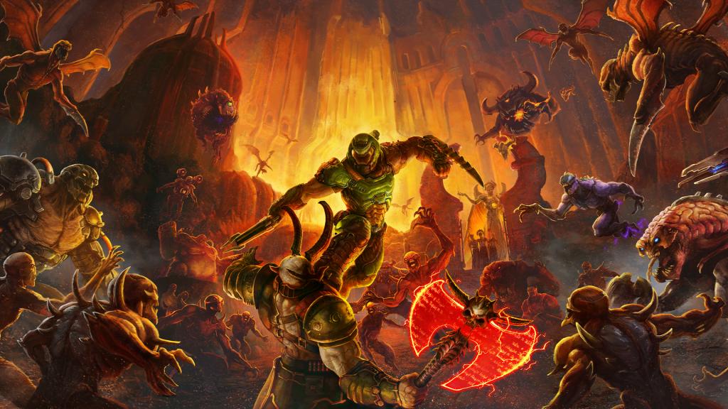 Le producteur exécutif de Doom Eternal répond aux préoccupations de la bande originale du compositeur Mick Gordon