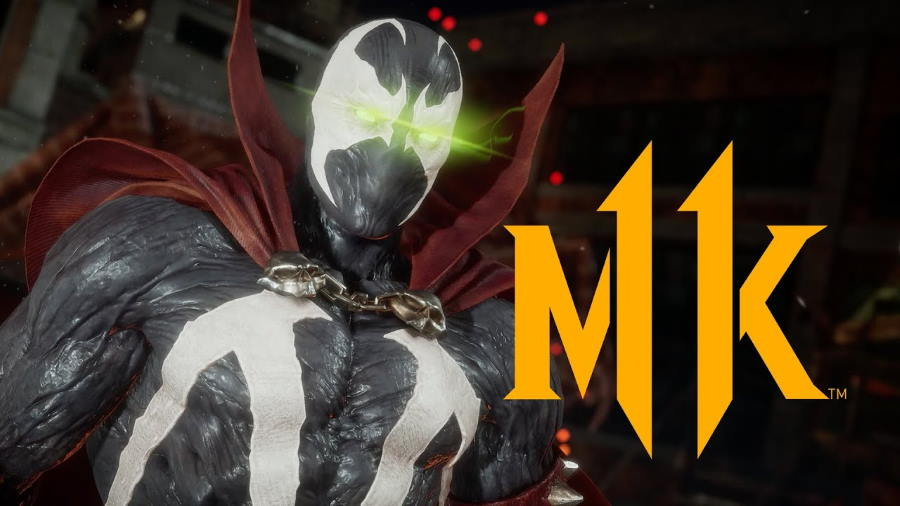 Apparition à Mortal Kombat 11 mars 17