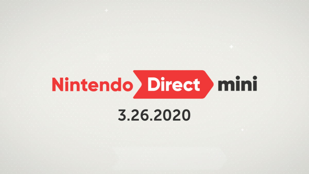 Mars 2020 Nintendo Direct Mini maintenant disponible pour regarder | My Nintendo News