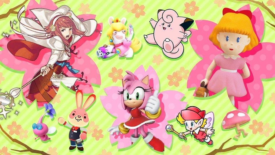L'événement spirituel de trois jours Smash Bros Ultimate «Tickled Pink» commence vendredi   My Nintendo News