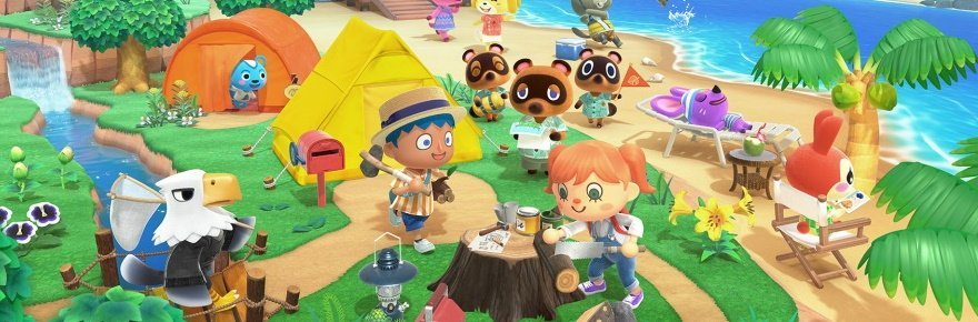 Global Chat: Animal Crossing New Horizons est-il un MMO?