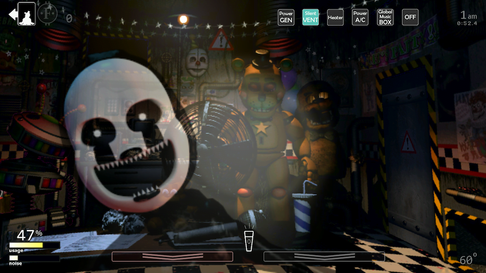 Five Nights at Freddy's Spin-Off 'Ultimate Custom Night' maintenant disponible sur iOS et Android – TouchArcade