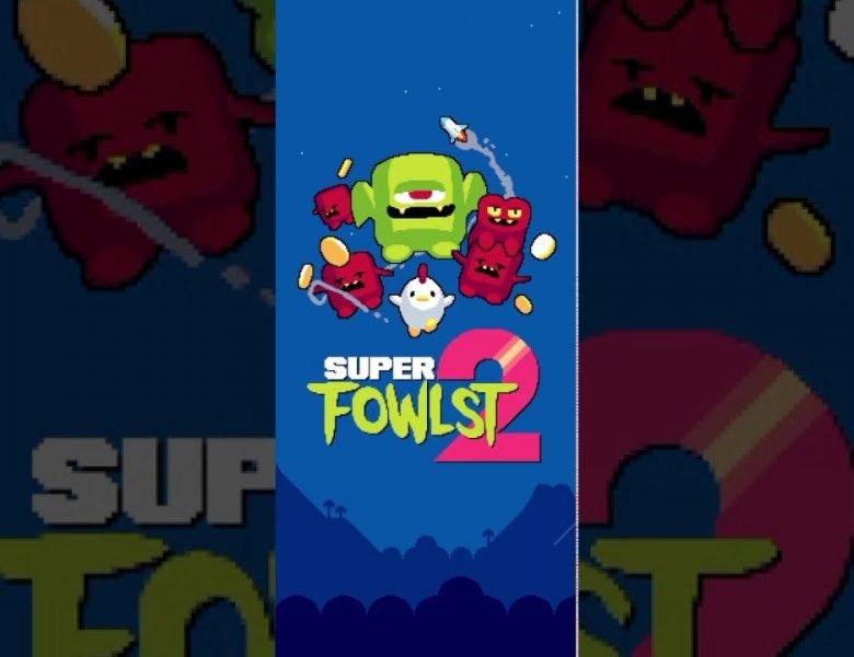 «Super Fowlst 2» arrive plus tard ce mois-ci sur iOS et Android avec des précommandes désormais en ligne sur l'App Store – TouchArcade