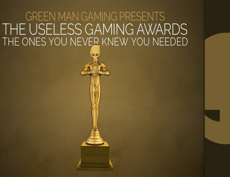 Les gagnants des Useless Gaming Awards