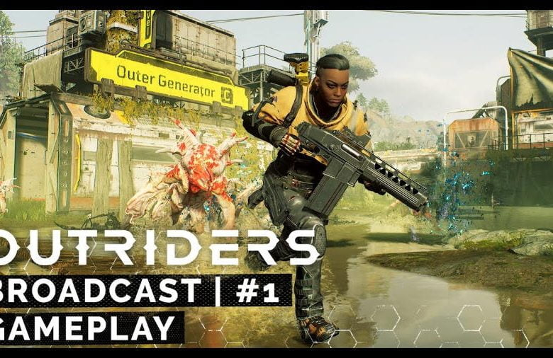 Sortie du nouveau gameplay des Outriders – GamersHeroes