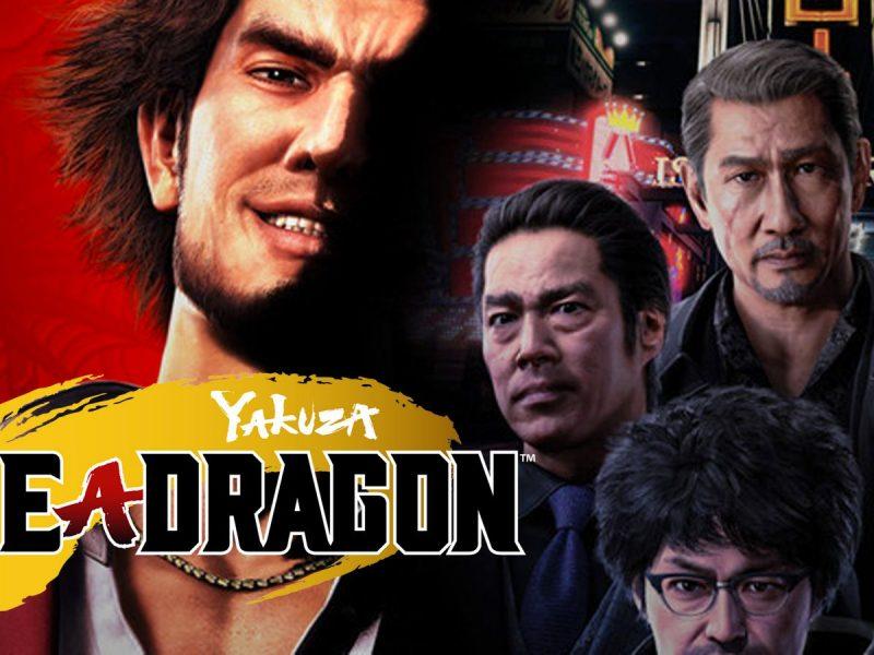 Yakuza 7: Like a Dragon annoncé comme titre de lancement pour la Xbox Series X