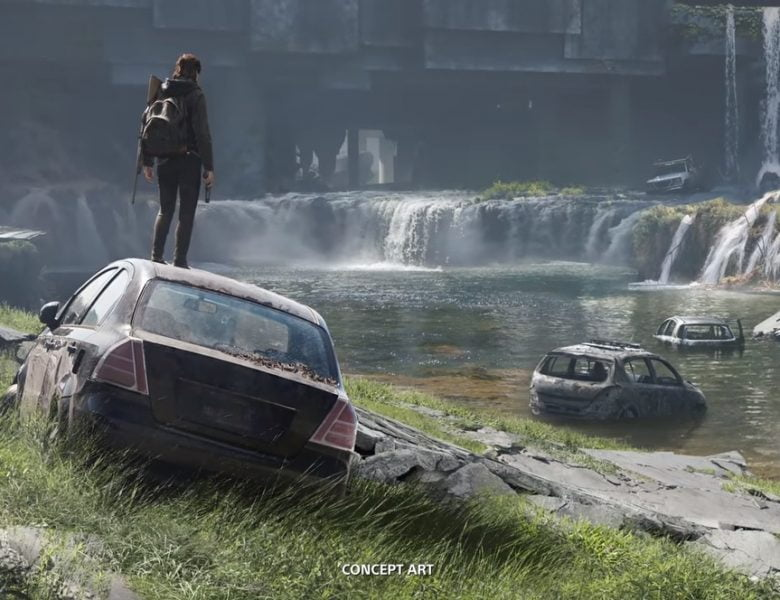 The Last of Us Part II New Concept Art Exhibits Haunting Post-apocalyptic Environments