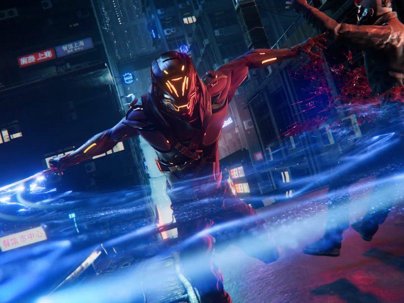 Ghostrunner a une démo gratuite qui vous permet de tester vos compétences cyberpunk ninja