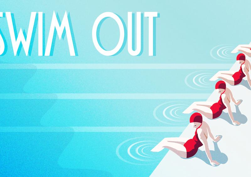 Le merveilleux jeu de puzzles au tour par tour «Swim Out» est mis à jour et actuellement en vente pour un mâle – TouchArcade