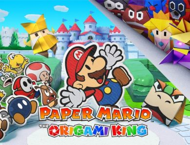 Paper Mario – The Origami King pour Nintendo Switch – My Nintendo News