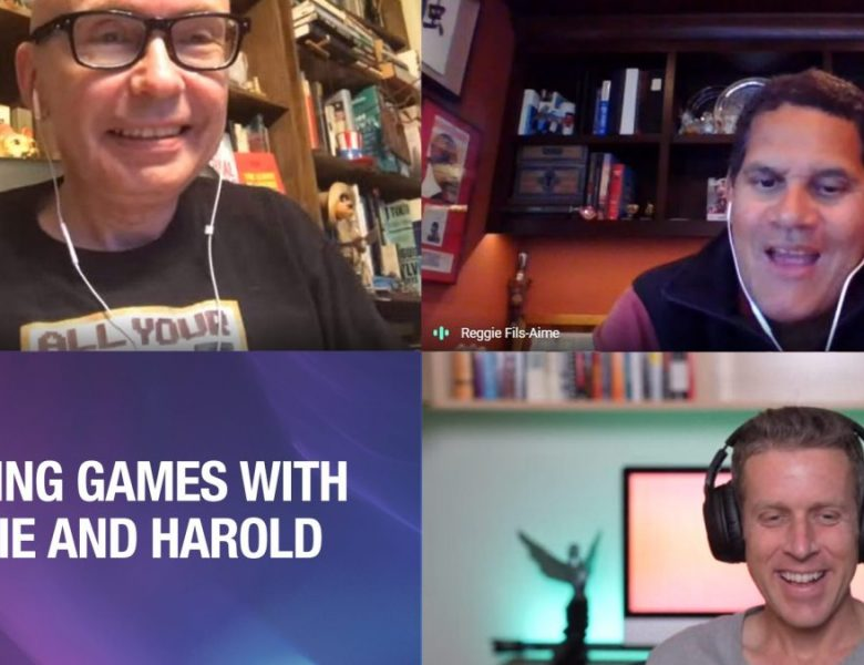 Geoff Keighley est le prochain invité du podcast «Talking Games with Reggie and Harold» – My Nintendo News