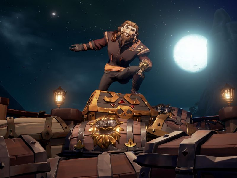 Sea of ​​Thieves sortira sur Steam le 3 juin