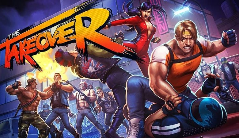 The TakeOver Review (Nintendo Switch) – Pixelated Gamer