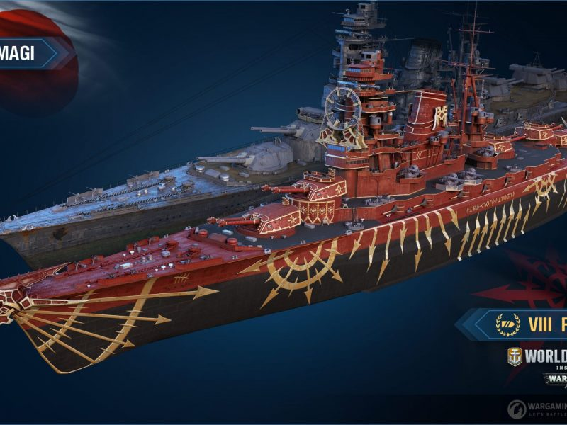 World of Warships obtient un crossover Warhammer 40,000 le mois prochain