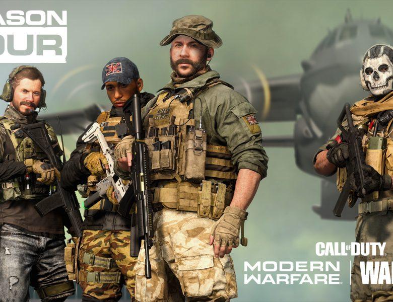 La Force opérationnelle 141 se réunit dans Call of Duty: Modern Warfare Saison quatre, disponible dès maintenant sur Xbox One