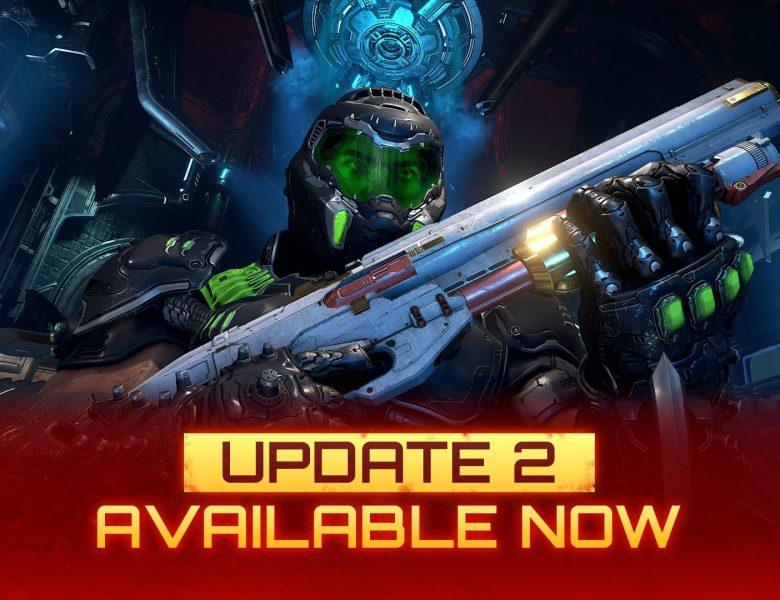 Une nouvelle carte en mode de combat arrive avec la mise à jour 2 de Doom Eternal