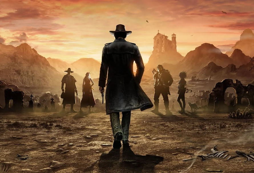 Desperados 3 Tous Les Personnages Green Man Gaming L Univers Du Jeux Video