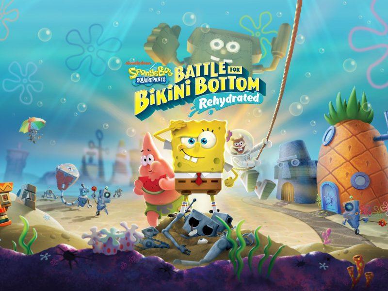SpongeBob SquarePants: Battle for Bikini Bottom – Réhydraté… La bataille est officiellement de retour