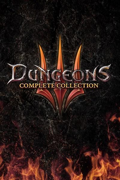 Donjons 3 - Collection complète