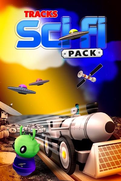 Tracks - The Train Set Game: Pack de science-fiction