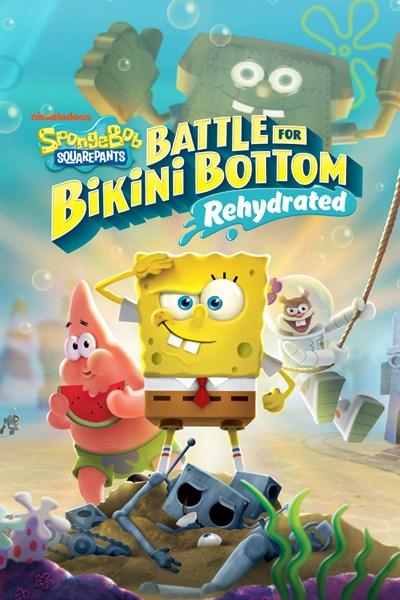 SpongeBob SquarePants: Battle for Bikini Bottom - Réhydraté