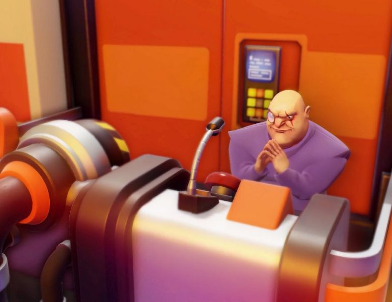 Voici votre premier aperçu du gameplay d'Evil Genius 2: World Domination