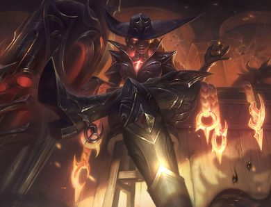Notes de mise à jour 10.12 de League of Legends – Skins High Noon, Hextech Nocturne, réglages Rune