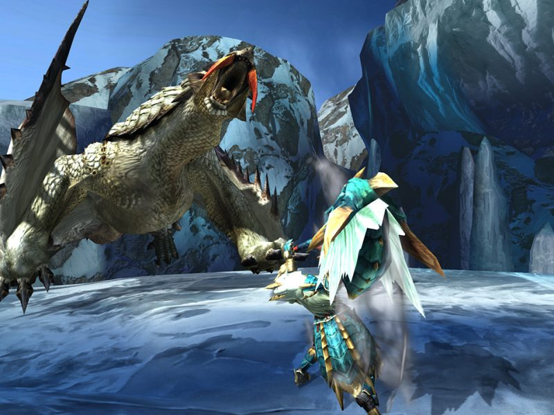 Capcom vient-il de faire allusion à un nouveau Monster Hunter pour Nintendo Switch?