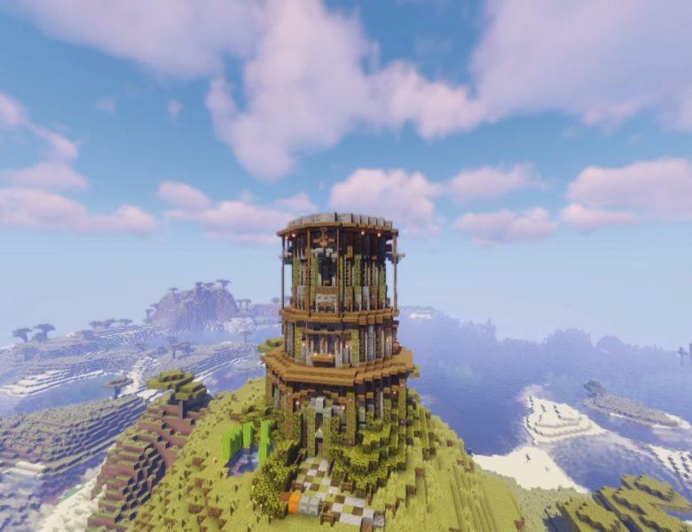 Minecraft tower designs: atteindre les étoiles avec notre guide des meilleures constructions de tours dans Minecraft