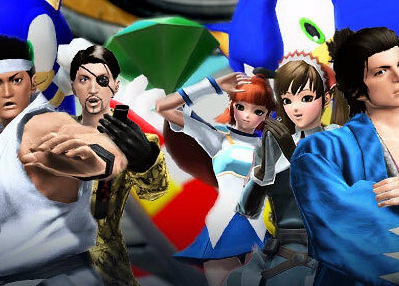 Les nouveaux costumes de Phantasy Star Online 2 vous transforment en icônes Sega