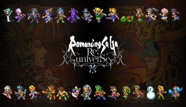 Guide Romancing SaGa Re univerSe: Comment démarrer