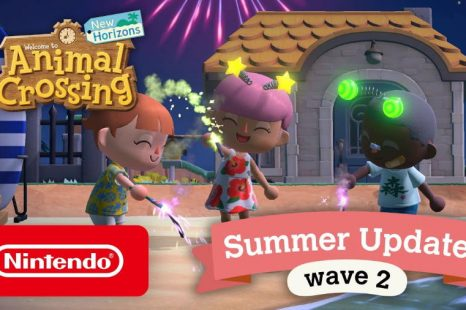 Summer Update Wave 2 arrive sur Animal Crossing: New Horizons