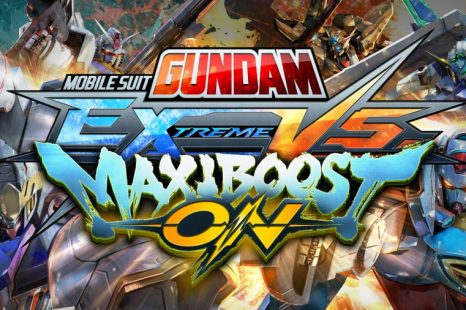 Mobile Suit Gundam: Extreme Vs. Avis Maxi Boost ON