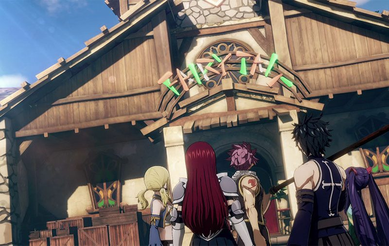 Fairy Tail Delicious Candy Emplacements Guide