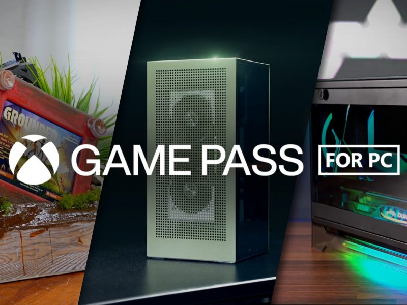 Xbox Game Pass pour PC Grounded Tiny Build Challenge