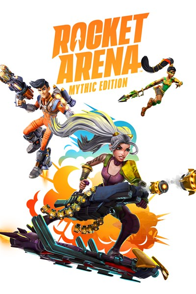 Édition mythique de Rocket Arena