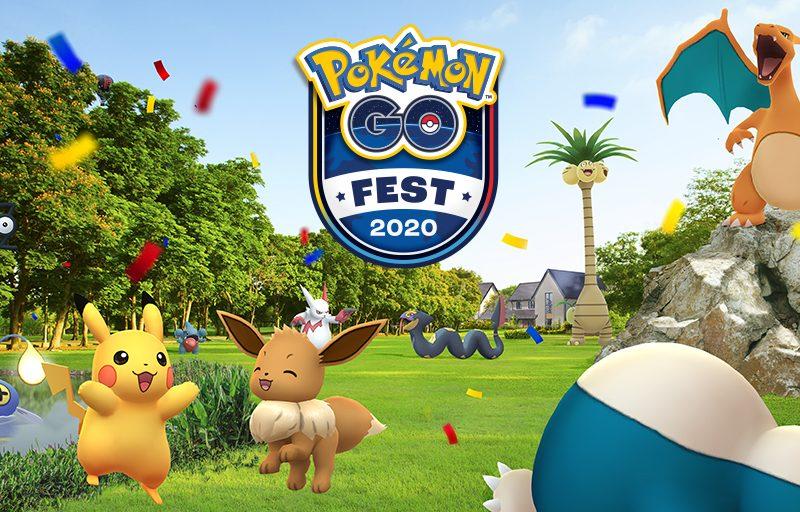 Les joueurs de Pokemon Go Fest 2020 ont dépensé 17,5 millions de dollars pendant l'événement