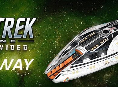 Participez pour gagner un pack Star Trek Online Federation Fleet Admiral Faction ou Elite Starter en l'honneur du lancement de House Divided