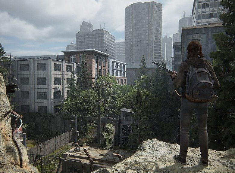 The Last of Us Partie 2 Conseils sur le mode photo partagés par Berduu