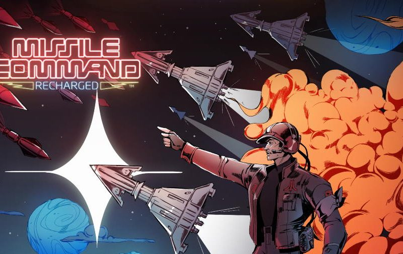 Missile Command: Recharged Review – GamersHeroes