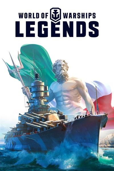 World of Warships: Légendes