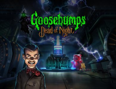 Critique: Goosebumps Dead of Night (Nintendo Switch)