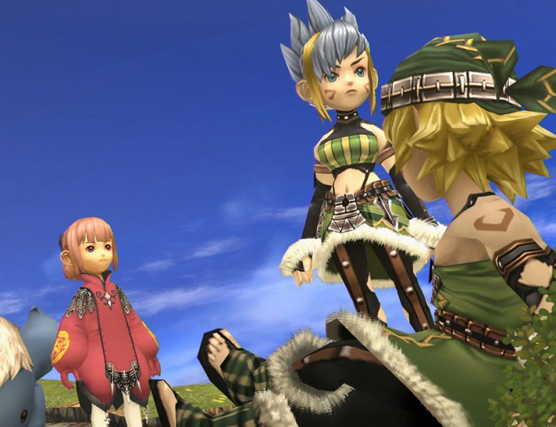Final Fantasy Crystal Chronicles rejoint le tour d'horizon de l'eShop de cette semaine