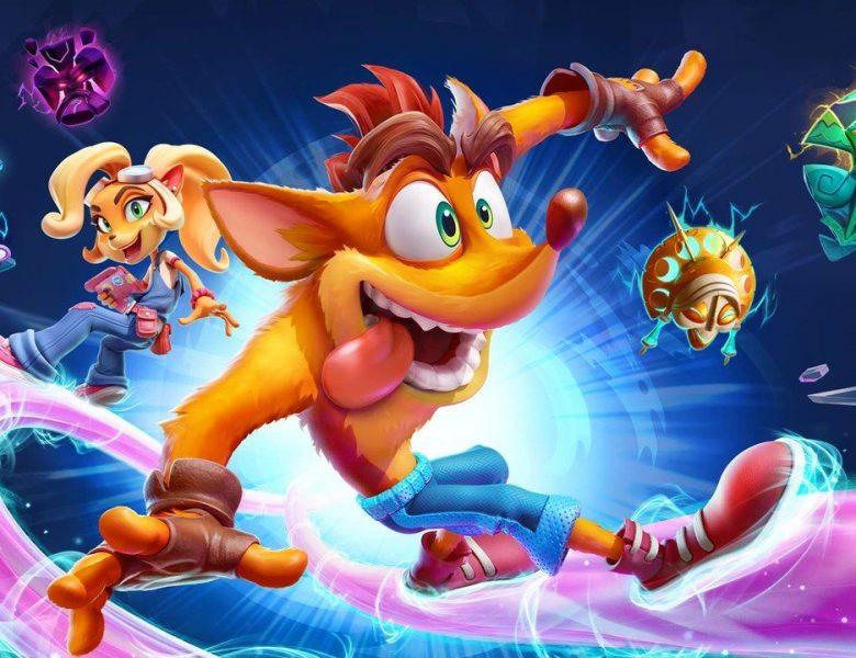Pratique: Crash Bandicoot 4 peut être à la fois un hommage à l'évolution et à la série