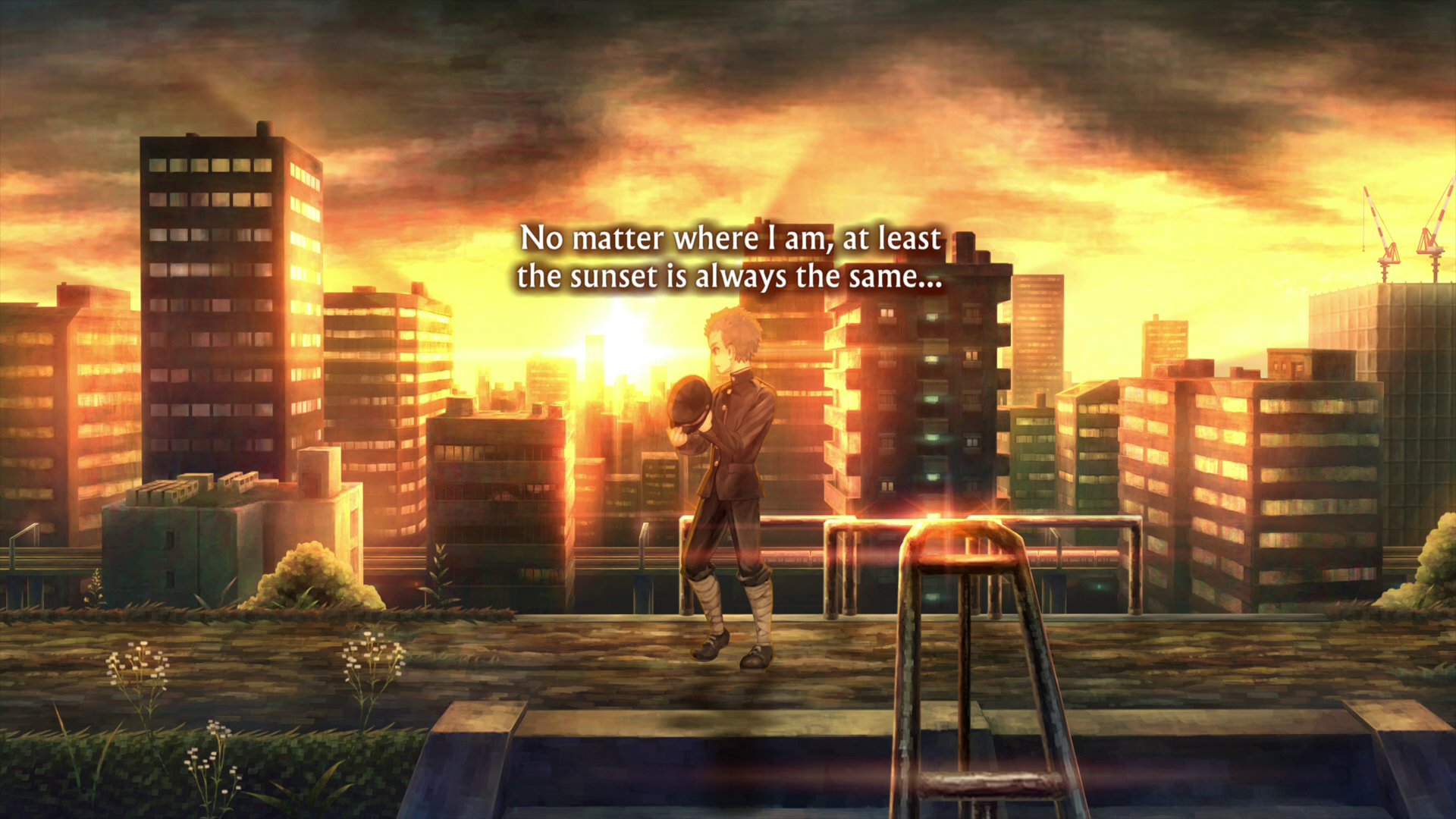 13 Sentinelles Aegis Rim Review Sunset 1