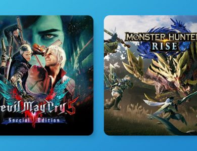 Le programme Capcom TGS 2020 ajoute DMC5 et Monster Hunter
