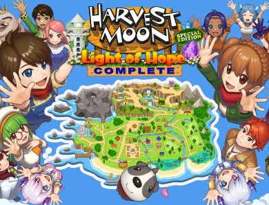 Démarrez du bon pied dans Harvest Moon: Light of Hope Special Edition Complete